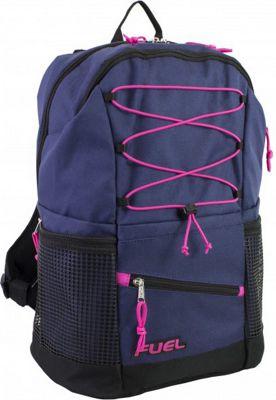 Fuel Pulse Backpack Cobalt - Fuel Everyday Backpacks
