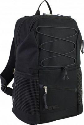 Fuel Pulse Backpack Black - Fuel Everyday Backpacks