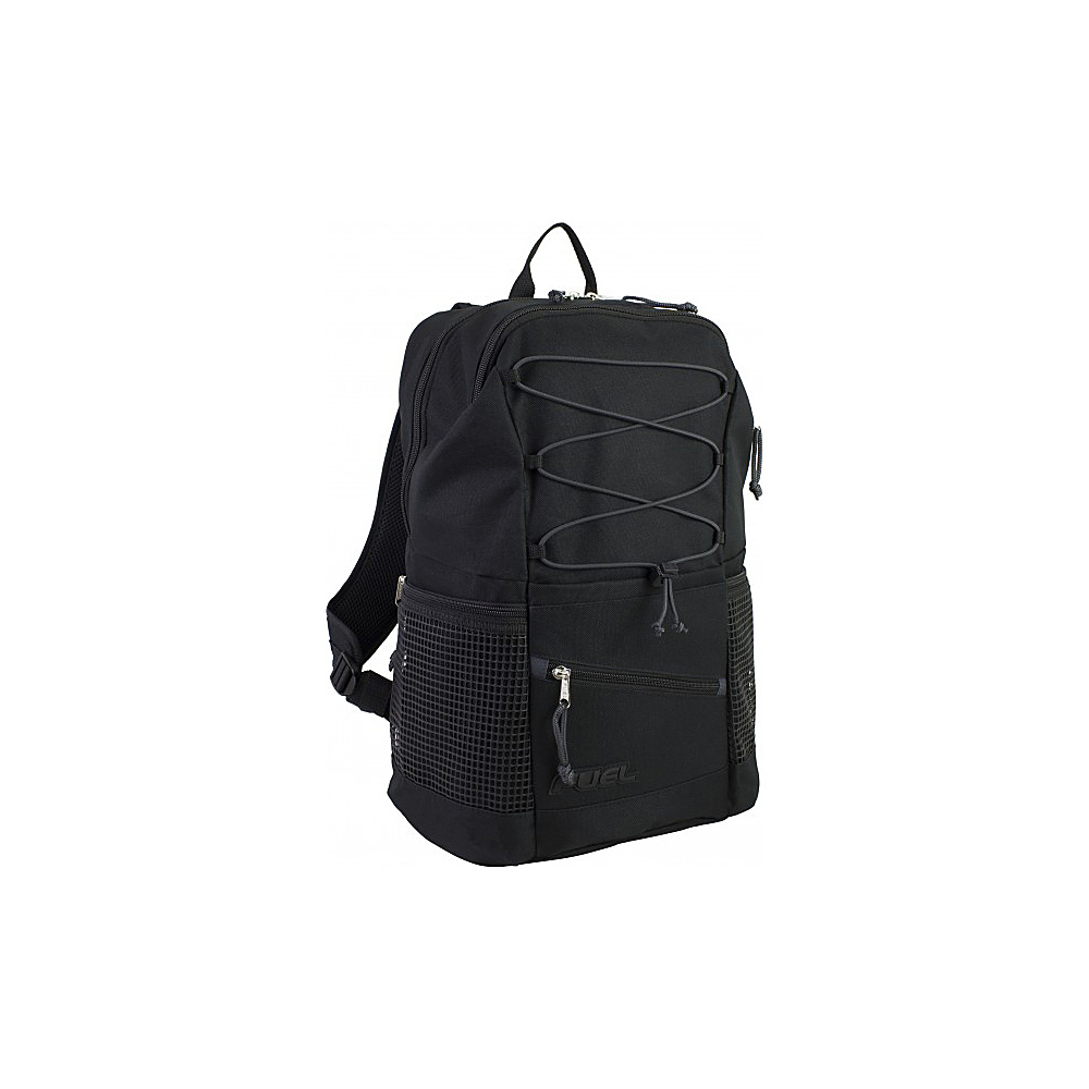 Fuel Pulse Backpack Black Fuel Everyday Backpacks
