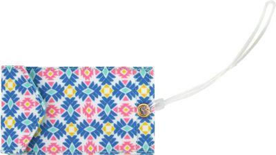 Capri Designs Josephine Kimberling Jen Luggage Tag Dream Catcher - Capri Designs Luggage Accessories