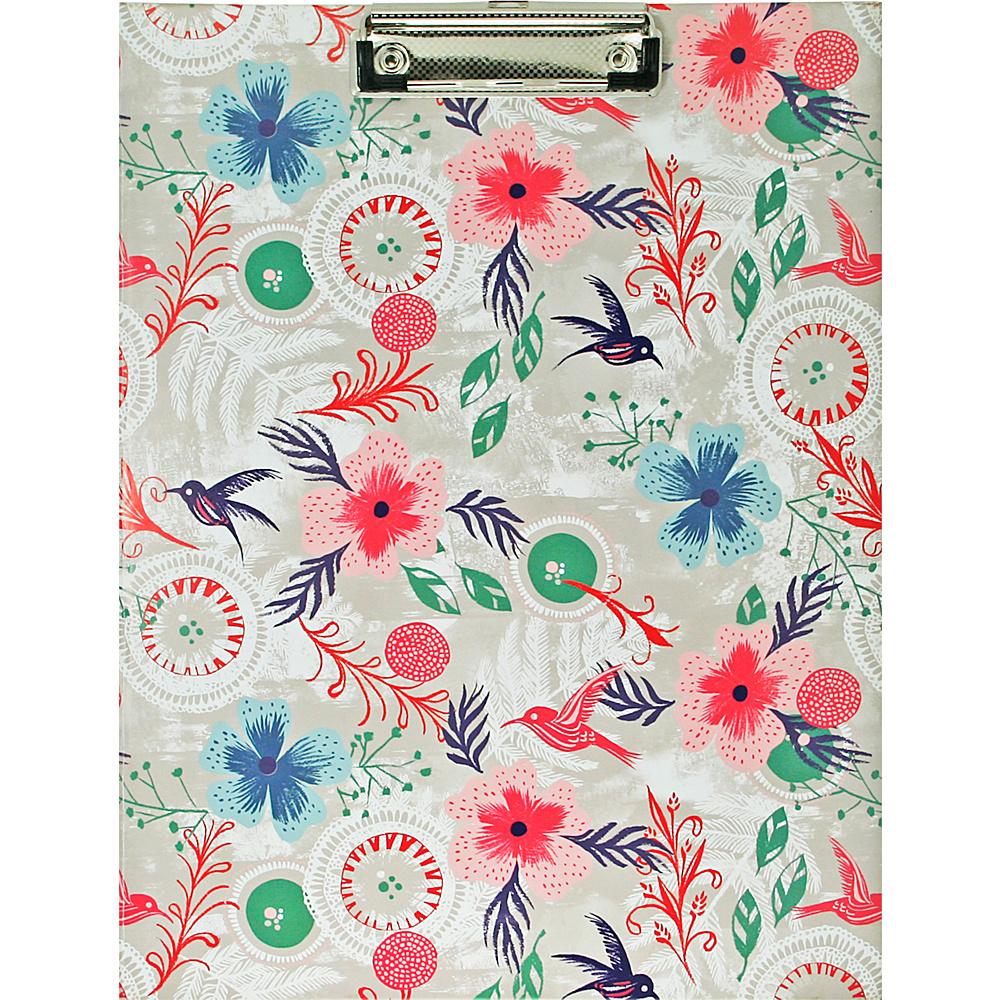 Capri Designs Sarah Watts Padfolio with Clipboard 2 Pack Morning Dew Capri Designs Business Accessories