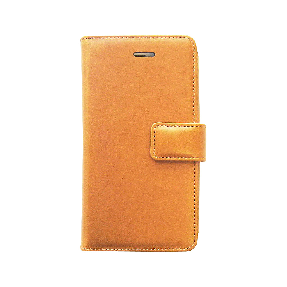 Tanners Avenue Leather iPhone SE Case Wallet British Tan Tanners Avenue Electronic Cases