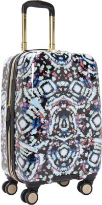 "Image of Aimee Kestenberg Malibu 20"" Carry-On Tie Dye - Aimee Kestenberg Small Rolling Luggage"