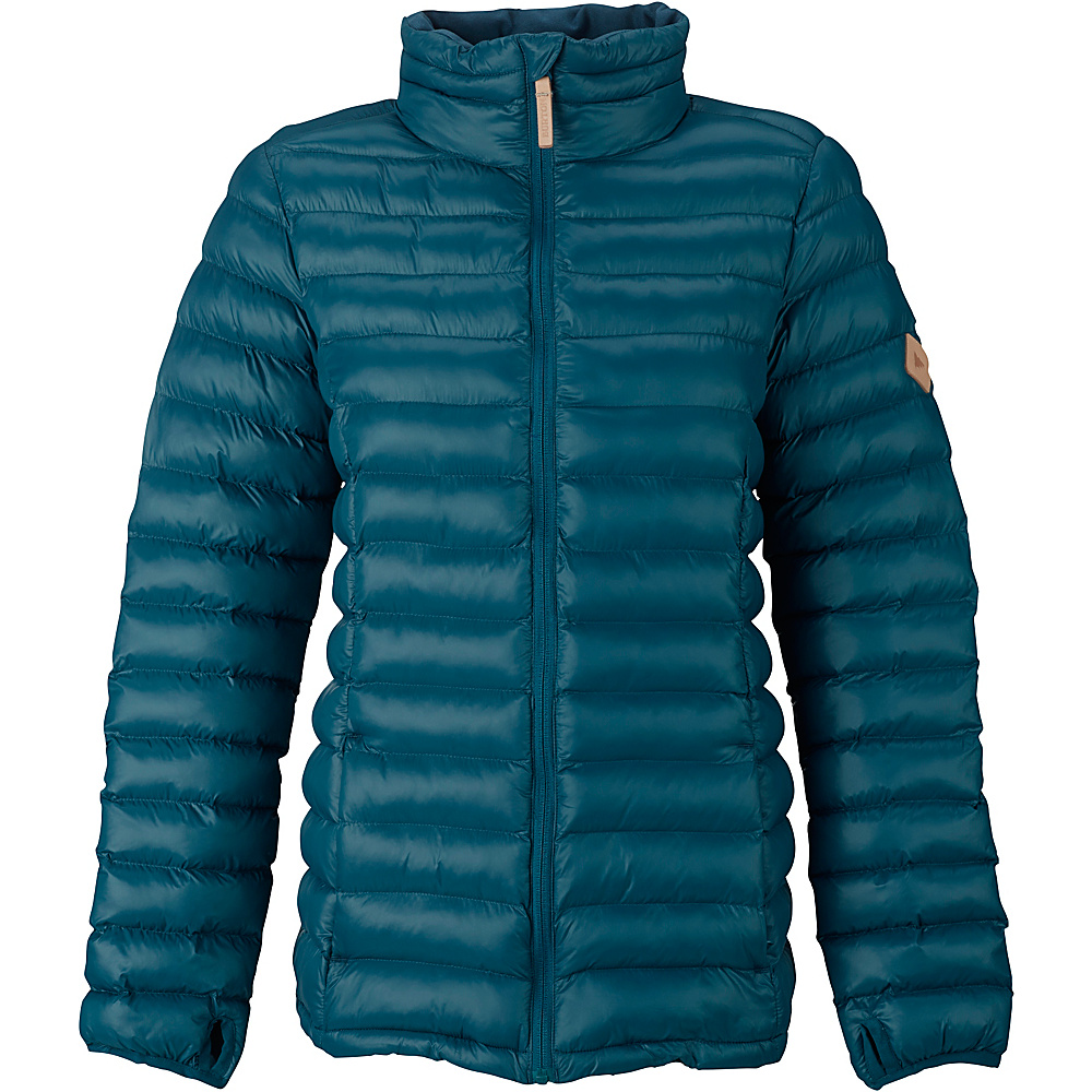 Burton Womens Evergreen Synthetic Insulator S Jaded Burton Women s Apparel