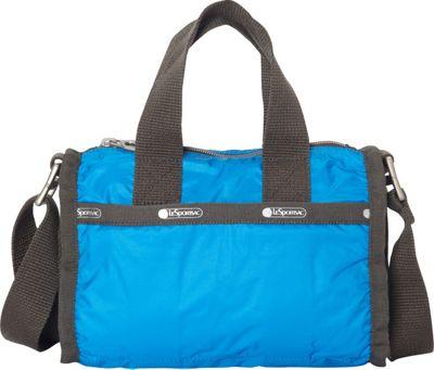 LeSportsac Mini Weekender Bag Blue Jay C - LeSportsac Fabric Handbags
