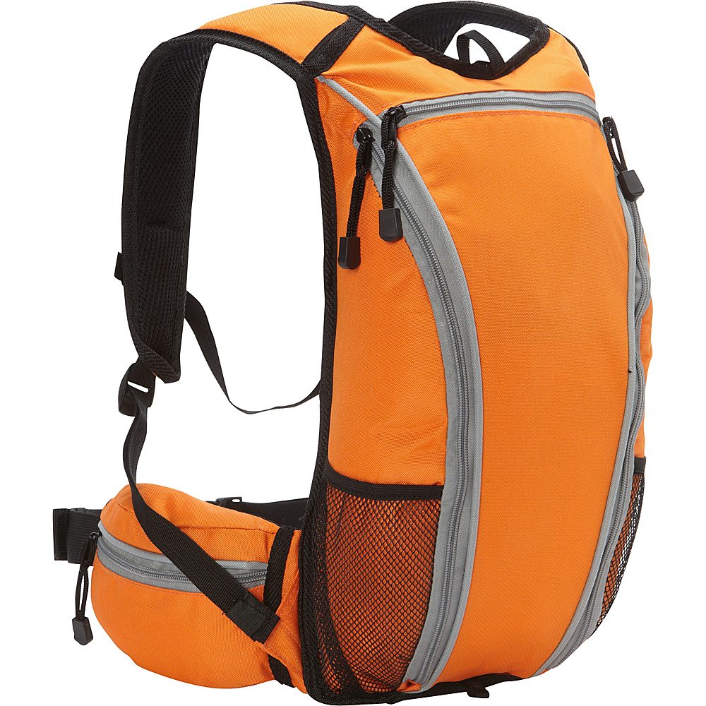 Everest Mountain Daypack Orange - Everest Day Hiking Backpacks - Outdoor, Day Hiking Backpacks