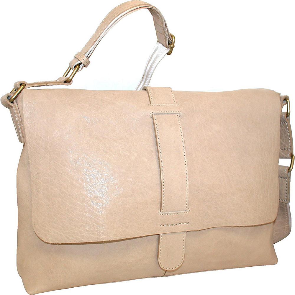 Nino Bossi Sweet Jane Messenger Bag Peanut - Nino Bossi Messenger Bags - Work Bags & Briefcases, Messenger Bags