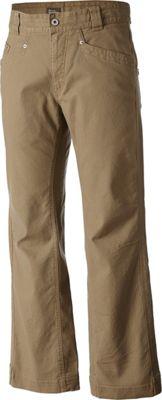 Royal Robbins Billy Goat Stretch 6 Pocket Pant - Long 46 - Khaki - Royal Robbins Men's Apparel