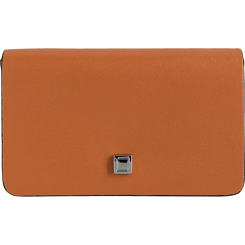 Lodis Blair Mini Card Case Toffee/Taupe - Lodis Womens Wallets - Women's SLG, Women's Wallets
