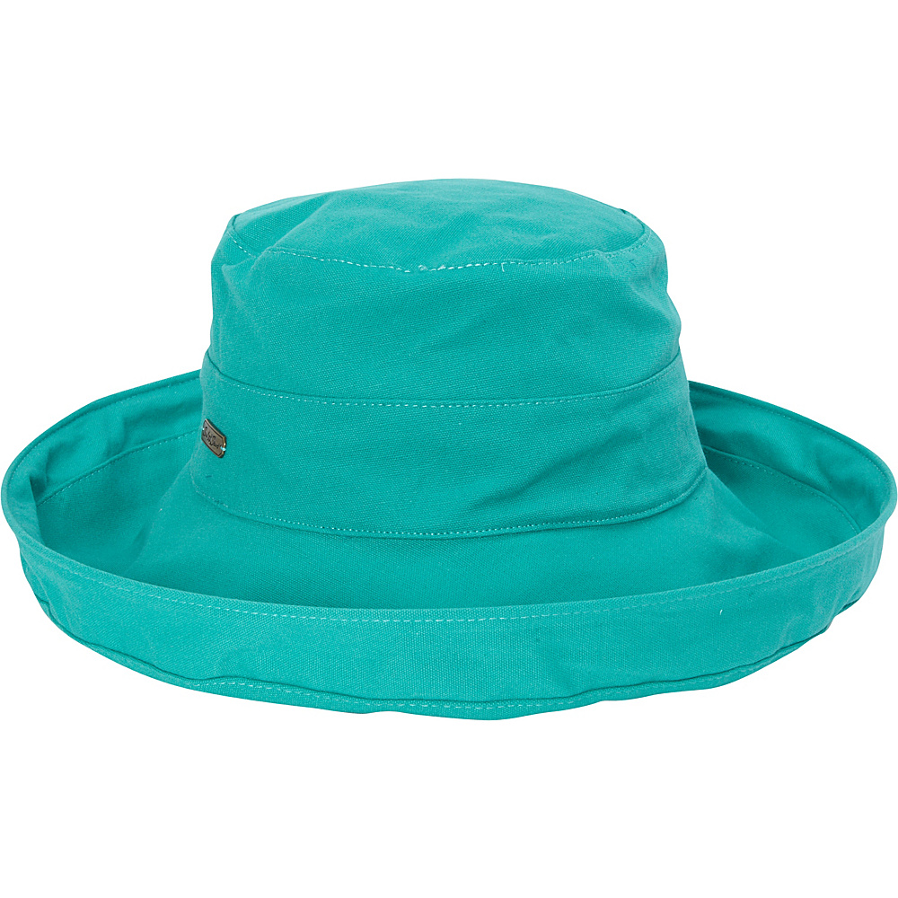 Sun N Sand Breeze Fabric Hat One Size - Teal - Sun N Sand Hats/Gloves/Scarves - Fashion Accessories, Hats/Gloves/Scarves