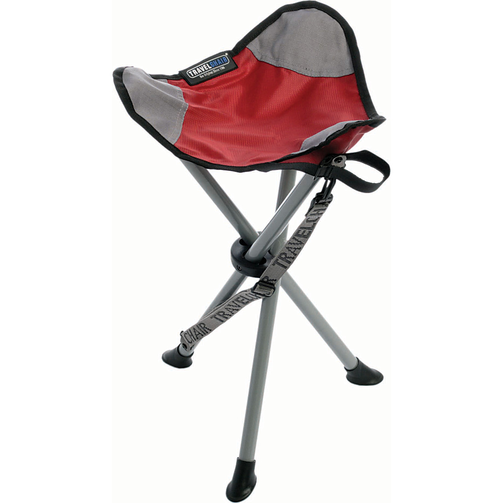 Travel Chair Company Slacker Chair Red Travel Chair Company Outdoor Accessories