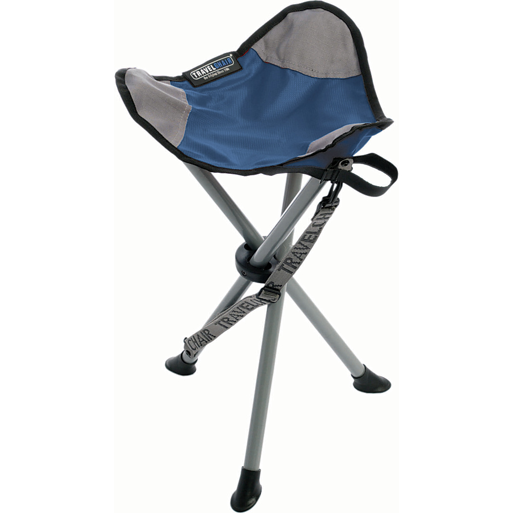 Travel Chair Company Slacker Chair Blue Travel Chair Company Outdoor Accessories