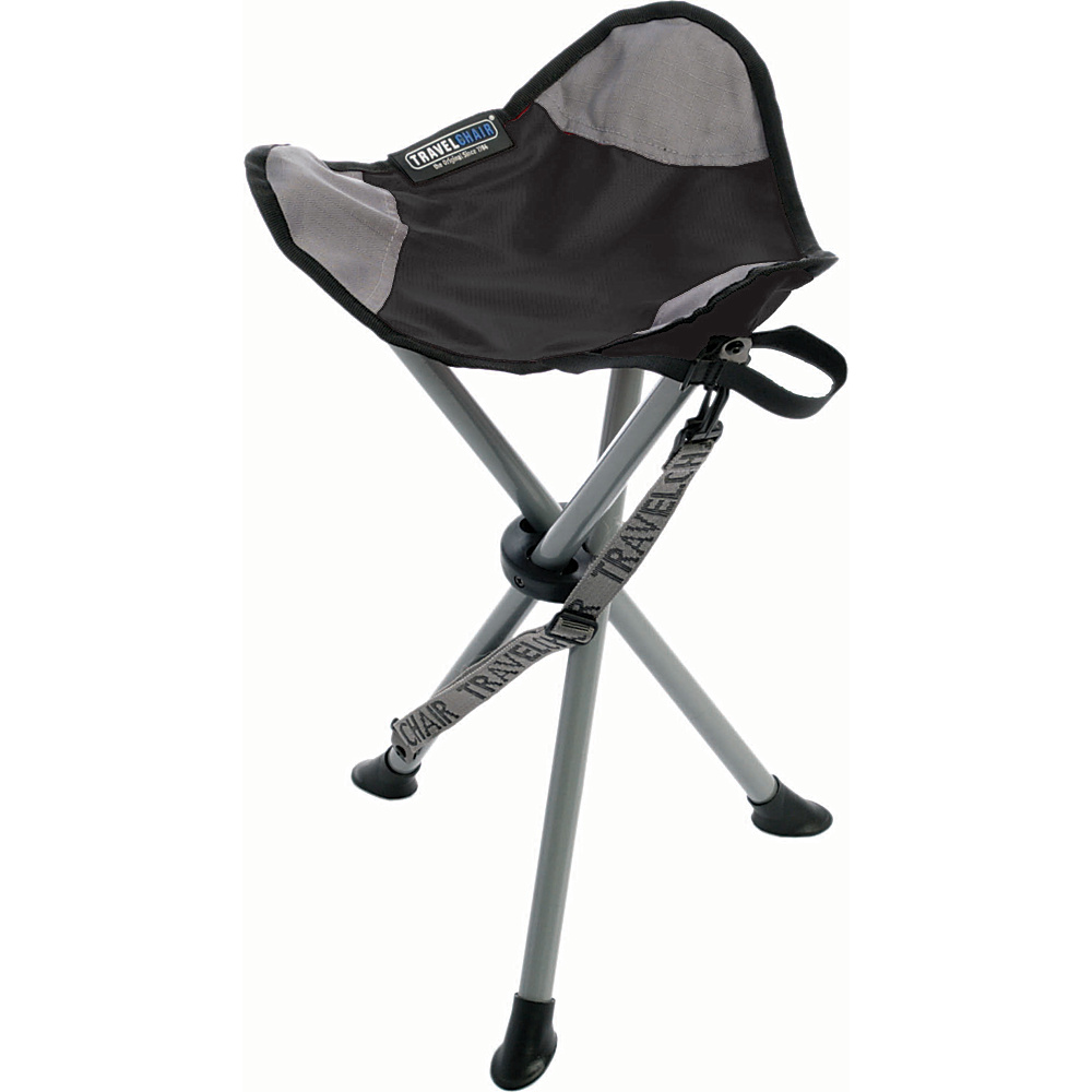 Travel Chair Company Slacker Chair Black Travel Chair Company Outdoor Accessories