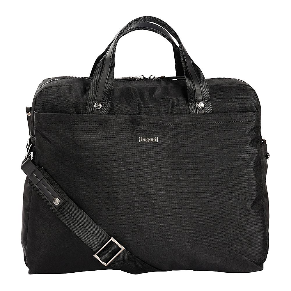 Bugatti Contratempo Business Bag Black Bugatti Non Wheeled Business Cases