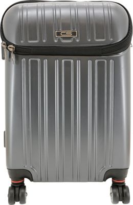 Carbon Sesto Carbon Sesto Eclipse Roller Carry-On Space Grey - Carbon Sesto Softside Carry-On