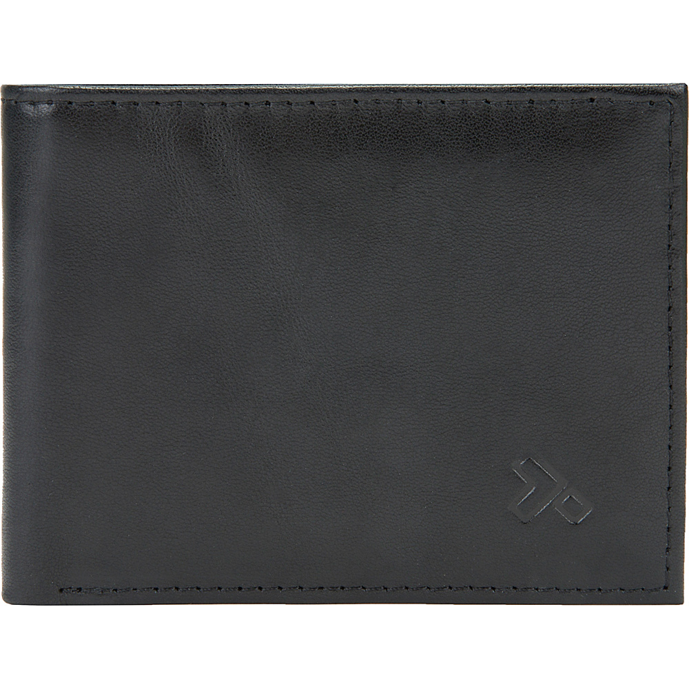 Travelon Safe ID Classic Billfold Wallet Black - Travelon Mens Wallets - Work Bags & Briefcases, Men's Wallets