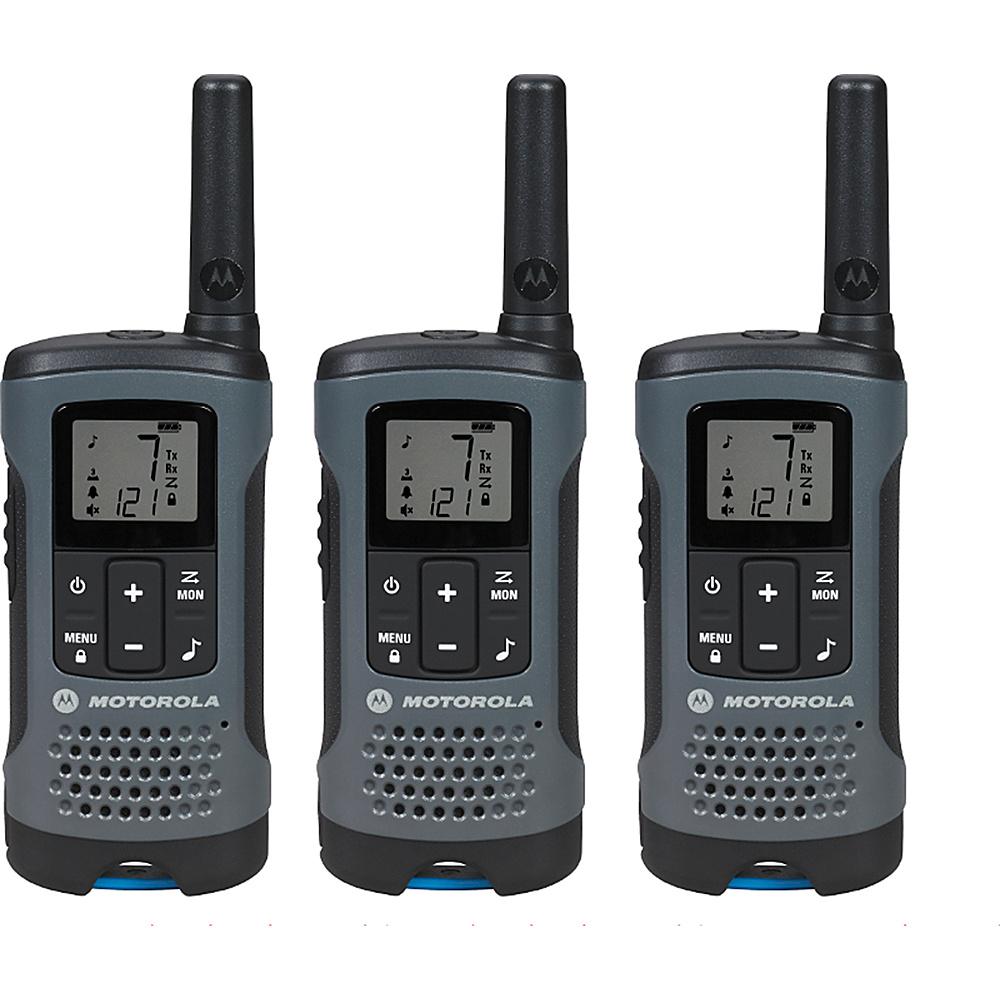Motorola Solutions Talkabout T200TP Radio - 3 Pack Grey -