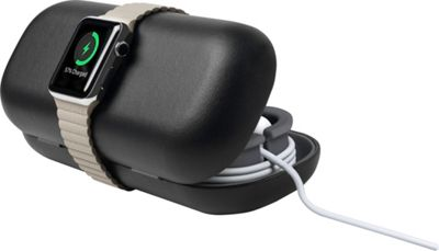 Twelve South Time Porter Travel Case for Apple Watch Black - Twelve South Electronic Accessories