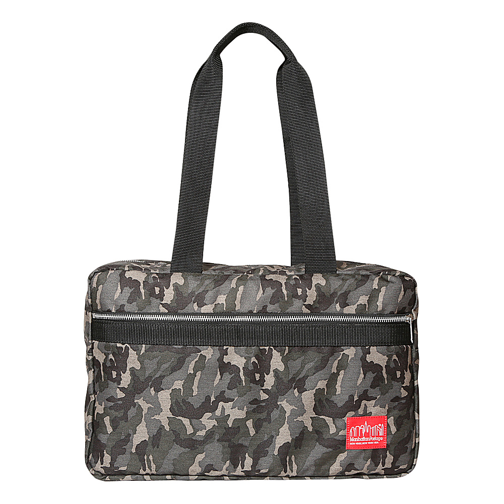 Manhattan Portage Twill Duffel Tote Bag Camo - Manhattan Portage All-Purpose Totes - Travel Accessories, All-Purpose Totes