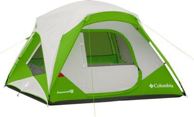Columbia Sportswear Pinewood 3 Person Dome Tent Fuse Green - Columbia Sportswear Outdoor Accessories