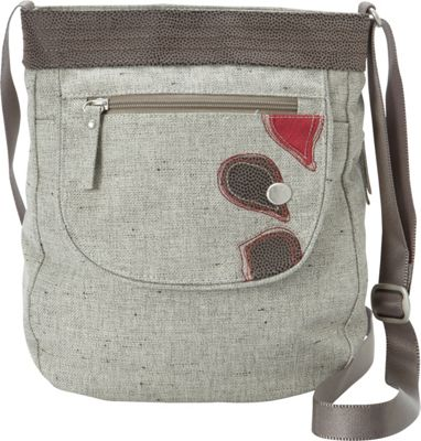 Haiku Jaunt Crossbody Mushroom - Haiku Fabric Handbags
