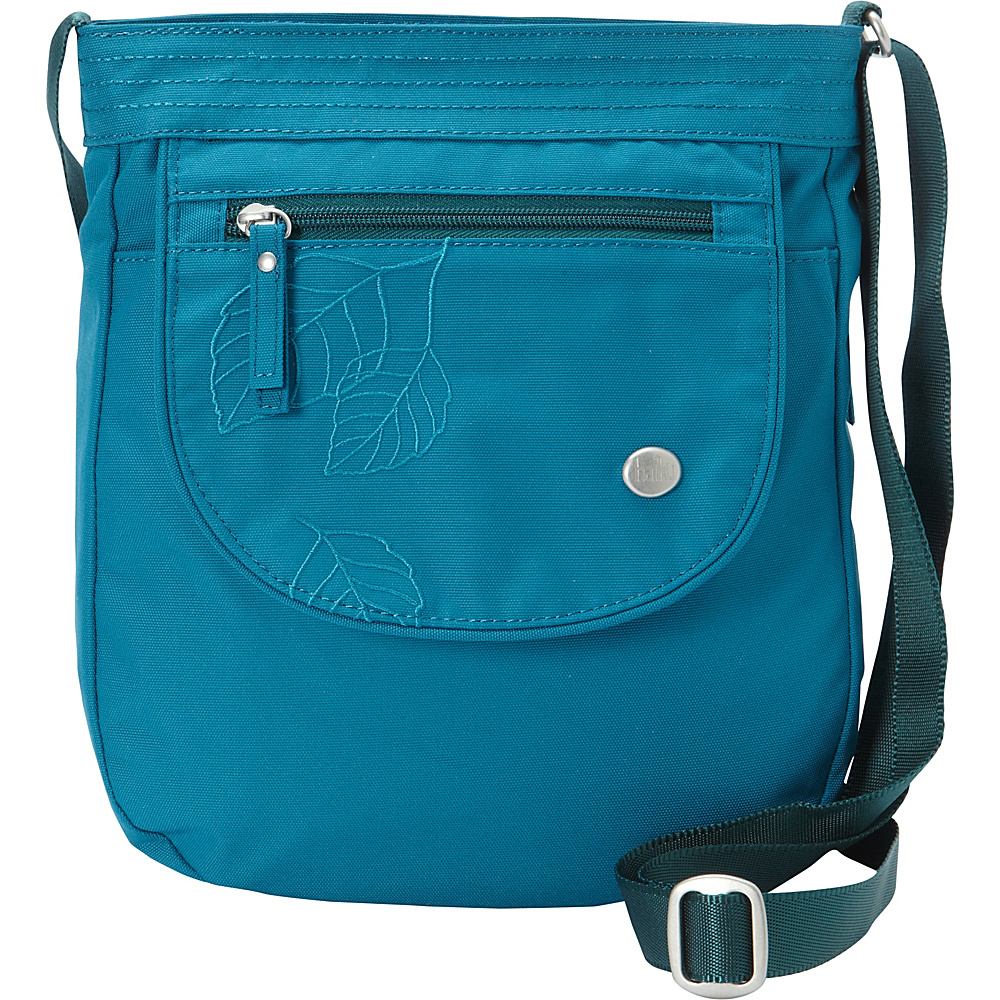 Haiku Jaunt Crossbody Sea Blue Haiku Fabric Handbags