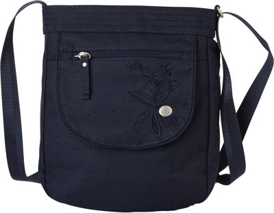 Haiku Jaunt Crossbody Midnight - Haiku Fabric Handbags