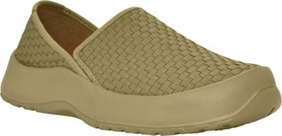 SoftScience Unisex Drift Weave Espadrille Slip-On Men's 5/Women's 7 - Khaki - SoftScience Men's Footwear