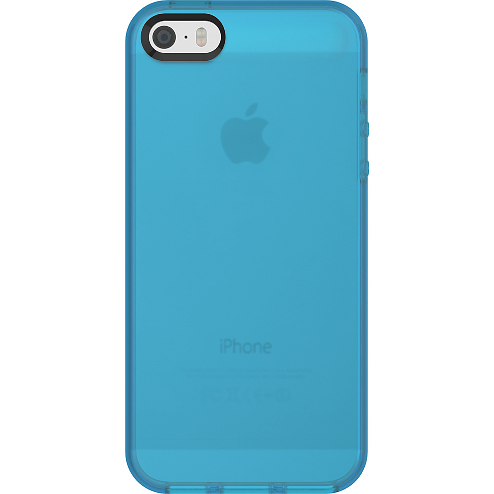 Incipio NGP for iPhone 5/5s/SE Translucent Blue - Incipio Electronic Cases - Technology, Electronic Cases