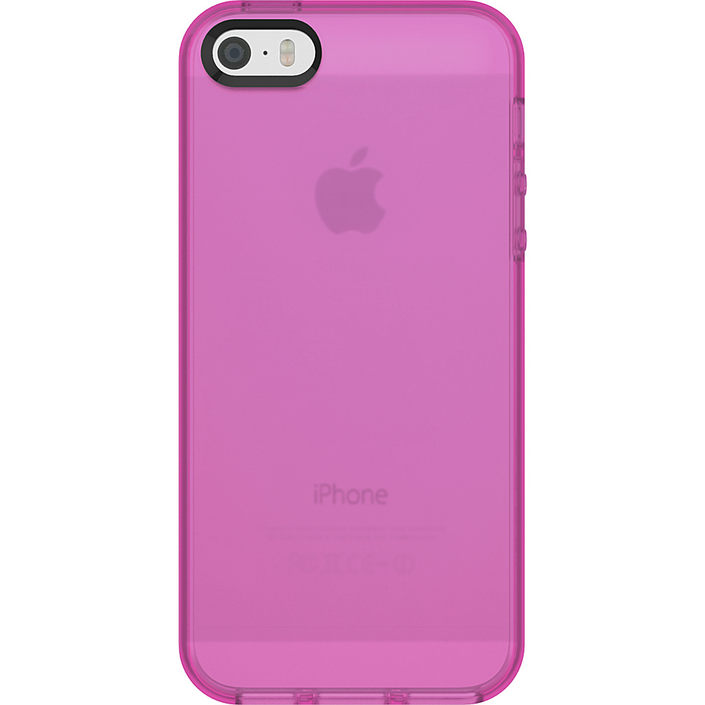 Incipio NGP for iPhone 5/5s/SE Translucent Pink - Incipio Electronic Cases - Technology, Electronic Cases
