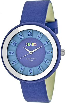 Crayo Celebration Strap Watch Blue - Crayo Watches