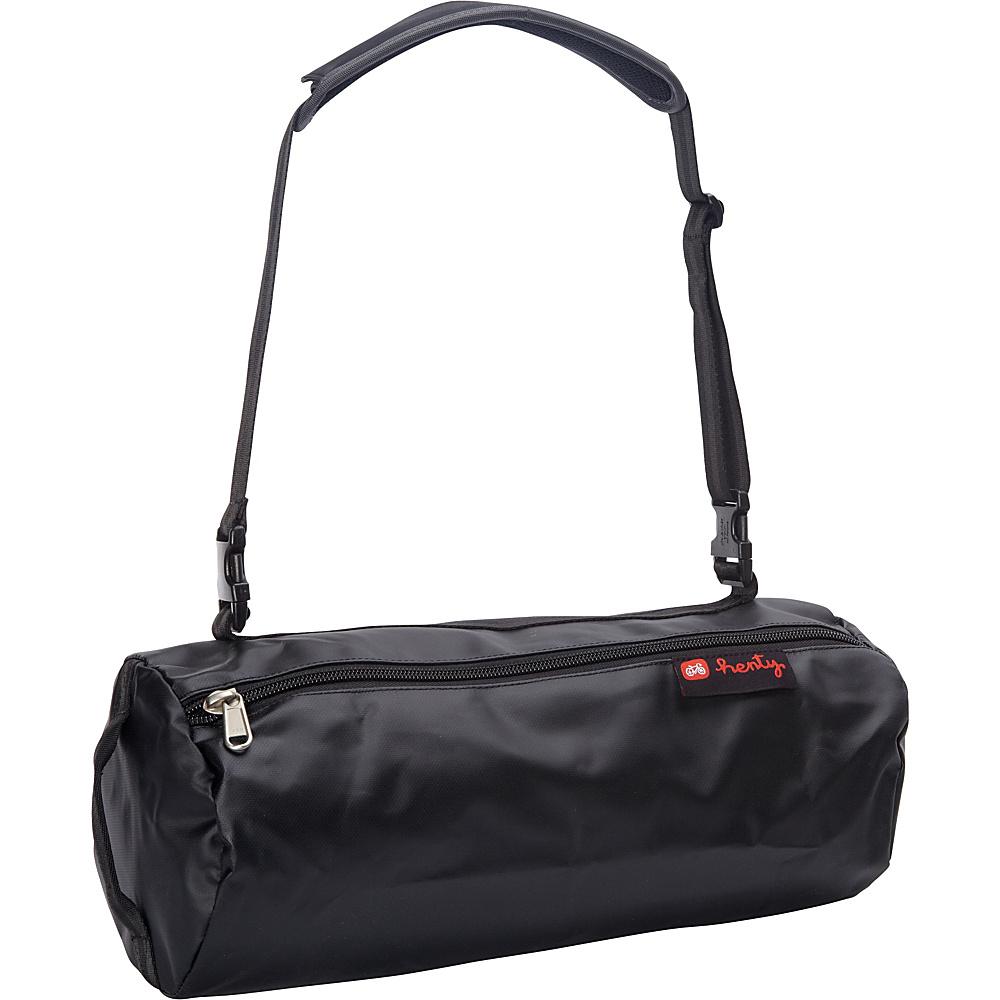 Henty Gym Bag Black - Henty Gym Duffels