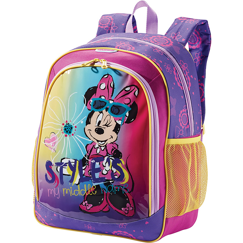 American Tourister Disney Backpack Minnie - American Tourister Everyday Backpacks