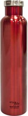 FIFTY/FIFTY Vacuum-Insulated Wine Growler-750mL Shiraz Red - FIFTY/FIFTY Hydration Packs and Bottles