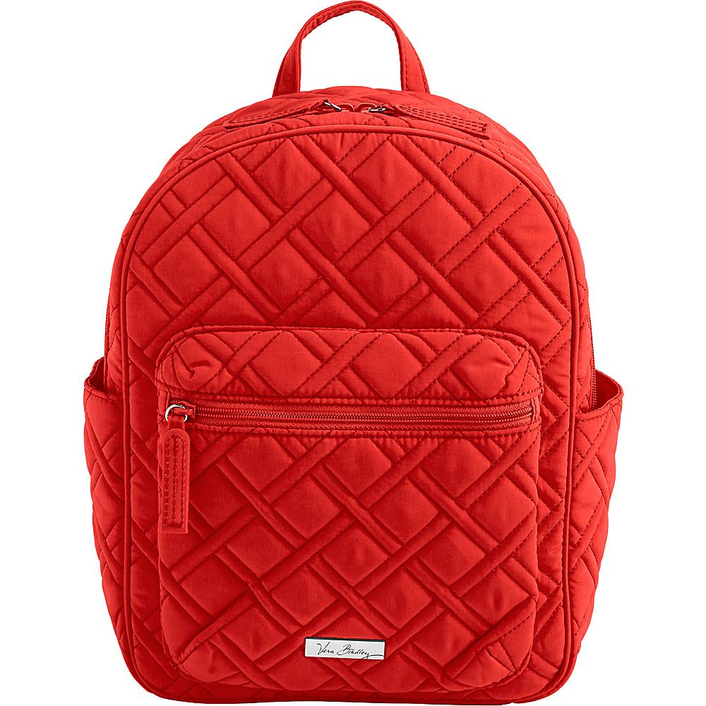 Vera Bradley Leighton Backpack - Solids Canyon Sunset - Vera Bradley Fabric Handbags - Handbags, Fabric Handbags