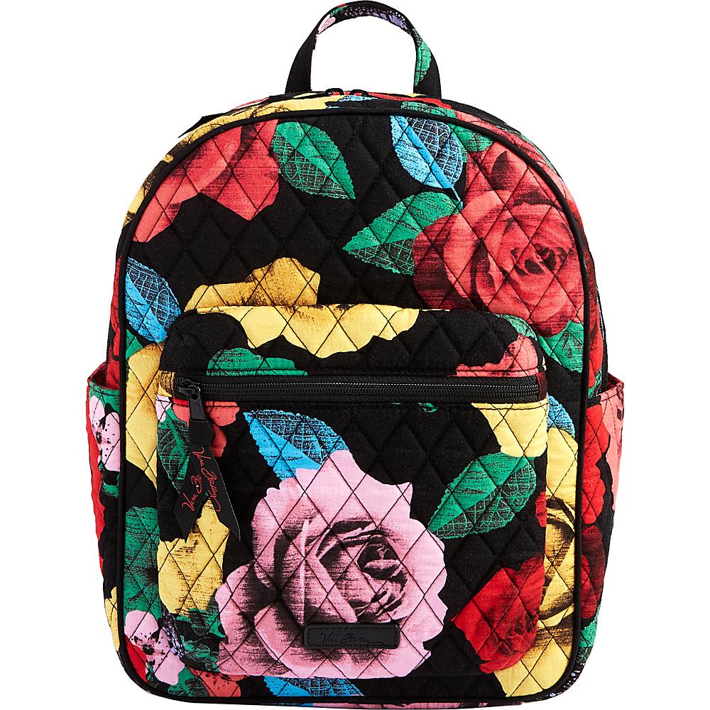 Vera Bradley Leighton Backpack Havana Rose - Vera Bradley Fabric Handbags - Handbags, Fabric Handbags