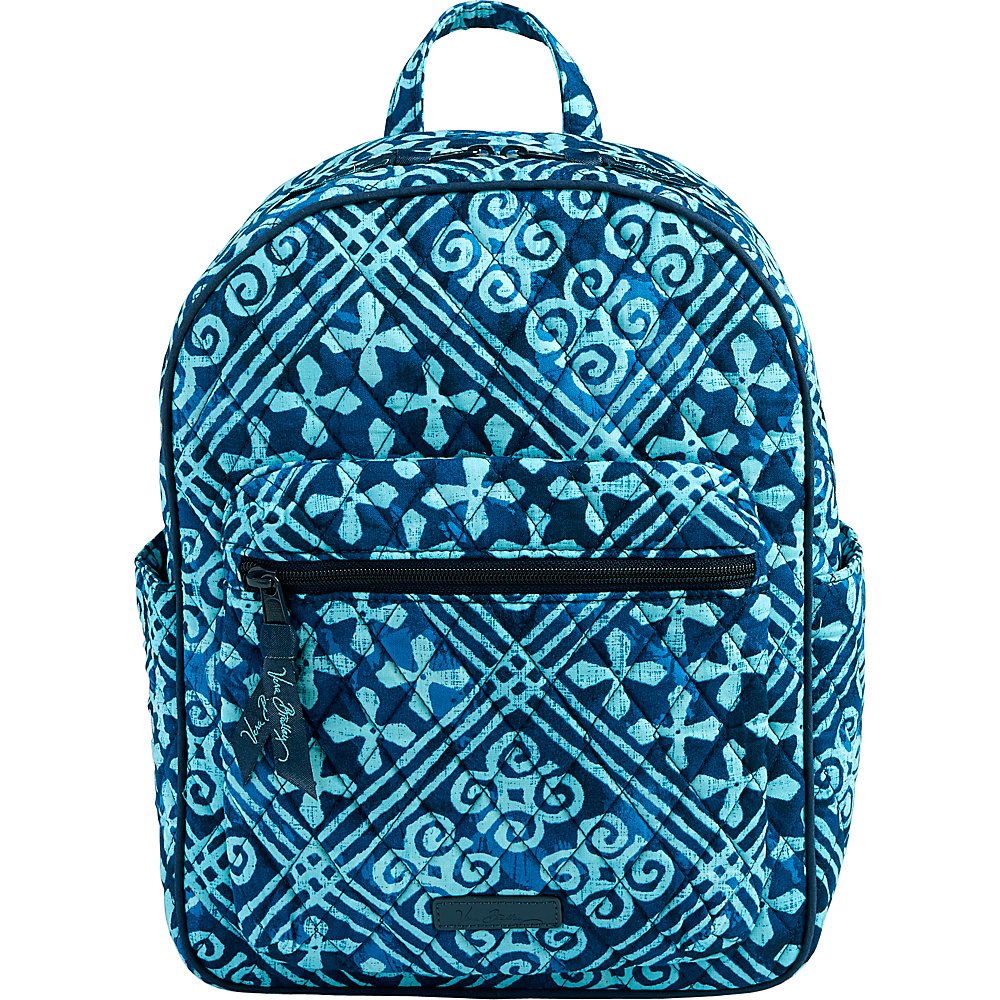 Vera Bradley Leighton Backpack Cuban Tiles - Vera Bradley Fabric Handbags - Handbags, Fabric Handbags