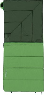 Columbia Sportswear Adult Rectangular Bag 50 Degrees Clean Green - Columbia Sportswear Outdoor Accessories