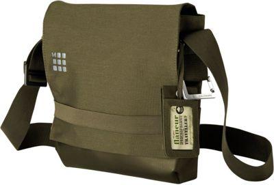 Moleskine MyCloud Reporter Bag Moss Green - Moleskine Other Men's Bags