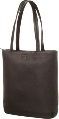 Moleskine Classic Leather Tote Bag Black - Moleskine Women's Business Bags