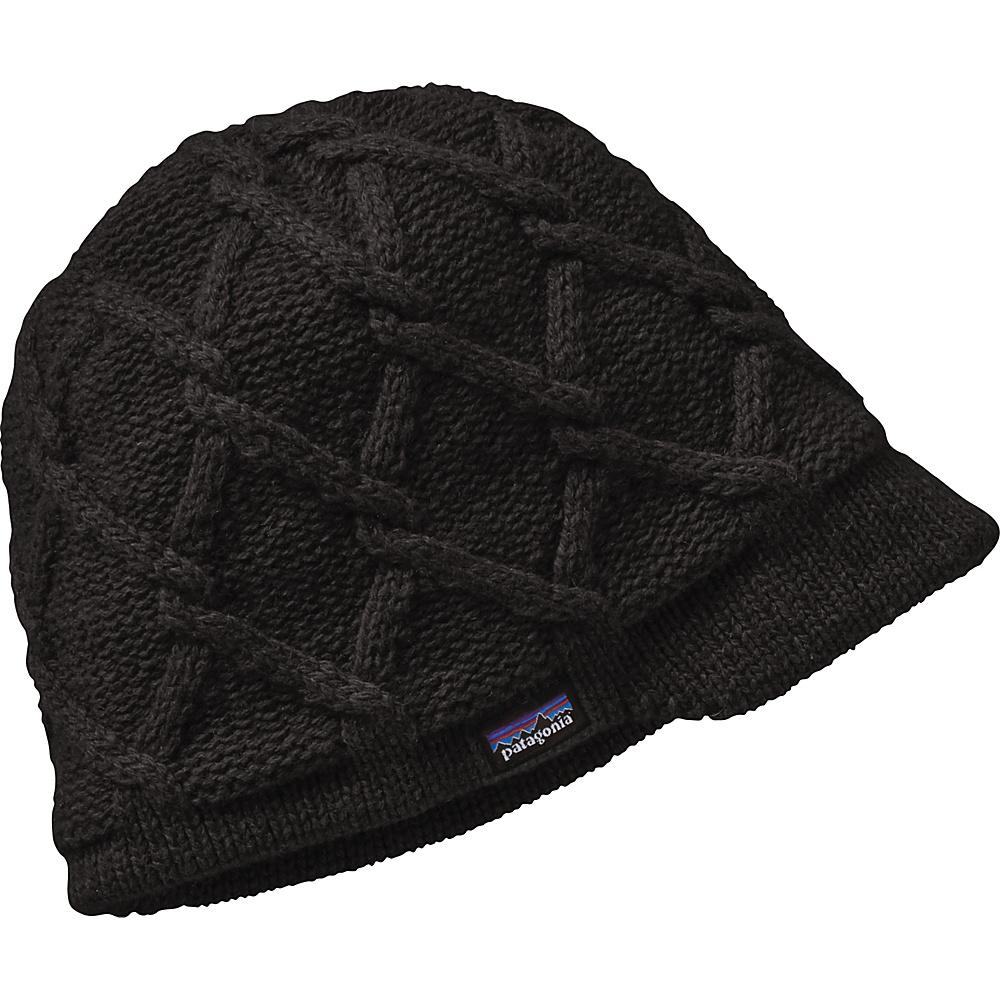 Patagonia Ws Vanilla Beanie One Size - Black - Patagonia Hats/Gloves/Scarves - Fashion Accessories, Hats/Gloves/Scarves