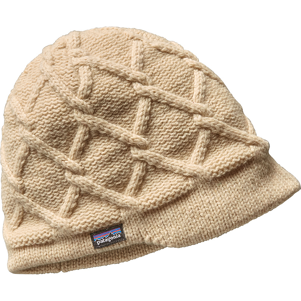 Patagonia Ws Vanilla Beanie One Size - Toasted White - Patagonia Hats/Gloves/Scarves - Fashion Accessories, Hats/Gloves/Scarves