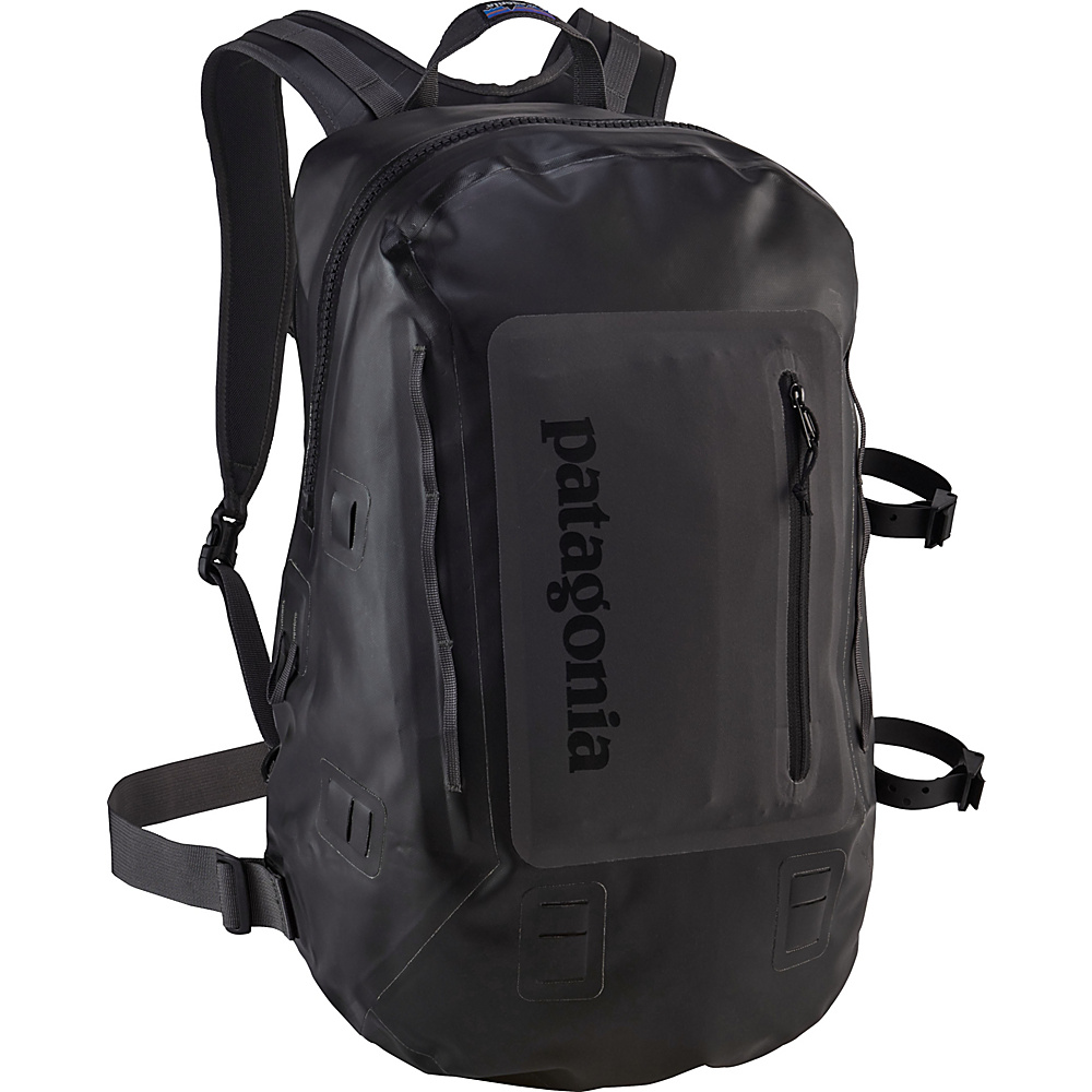 Patagonia Stormfront Pack Black - Patagonia Day Hiking Backpacks - Outdoor, Day Hiking Backpacks