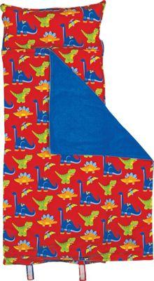 Stephen Joseph Nap Mat All-Over Print Dino - Stephen Joseph Travel Pillows & Blankets