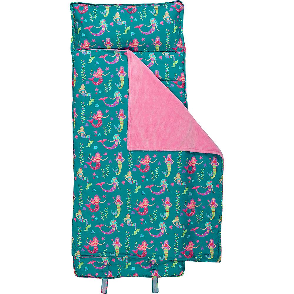 Stephen Joseph Nap Mat All-Over Print Mermaid - Stephen Joseph Travel Pillows & Blankets - Travel Accessories, Travel Pillows & Blankets