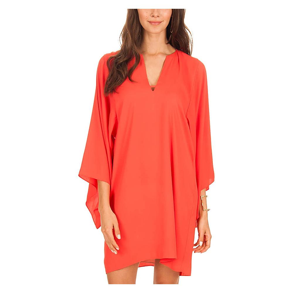 Elaine Turner Lainey Dress XS Poppy Elaine Turner Women s Apparel