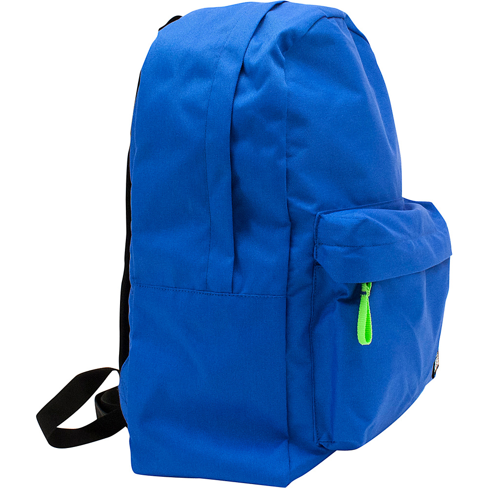 M Edge Graffiti Pack with Battery Blue M Edge Everyday Backpacks