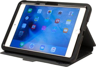 M-Edge Flip Folio for iPad Mini 4 Black - M-Edge Electronic Cases