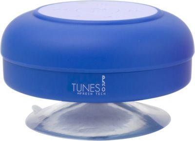 FRESHeTECH Splash Tunes Pro Bluetooth Shower Speaker Blue - FRESHeTECH Headphones & Speakers 10463062