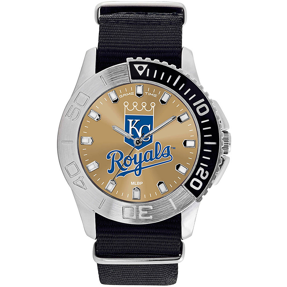 Game Time Mens Starter-MLB Watch Kansas City Royals - Game Time Watches - Fashion Accessories, Watches